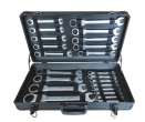 22 PCS FLEXIBLE RATCHET WRENCH SET