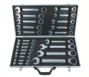 22 PCS RATCHET WRENCH SET