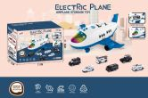 Airplane Storage (Blue Color)