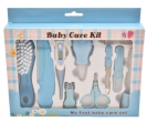 Baby care kit - blue (type one)