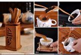 Bamboo Box For Tea - HY2424