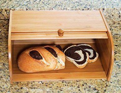 Bamboo Bread Box - HY1302