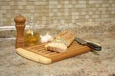 Bamboo Bread Plate - HY1305