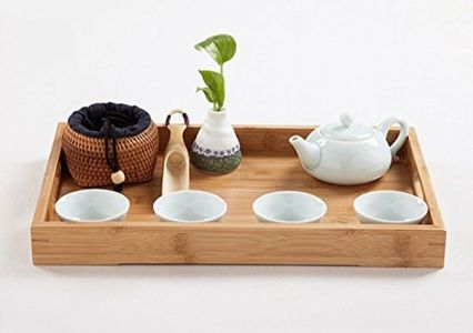 Bamboo Kitchen Serving Tray - HY1901