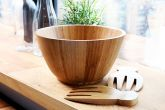 Bamboo Kitchen Serving Tray - HY1936