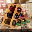 Bamboo Wine Rack - HY1802
