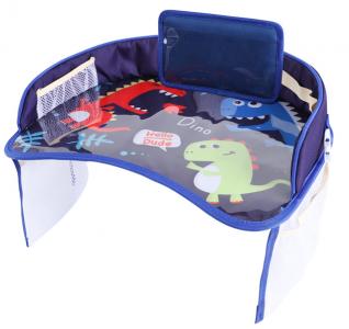 Car Portable table for children - dinosaur