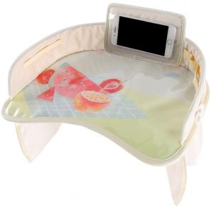 Car Portable table for children - fruit