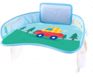 Car Portable table for children - taxi