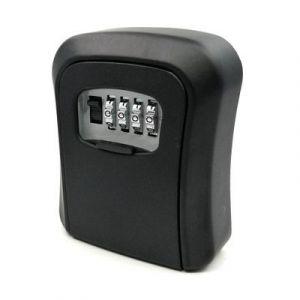 CH-806 Arc key box / coded lock - black