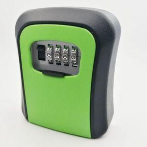 CH-806 Arc key box / coded lock - green