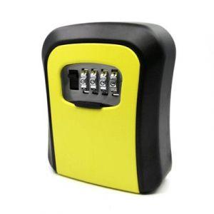 CH-806 Arc key box / coded lock - yellow
