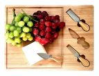 Cheese Board Cutting Set with Knives and Tools- HY1128