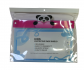 Children face mask shield- pink panda