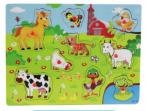 Children's puzzle - pets