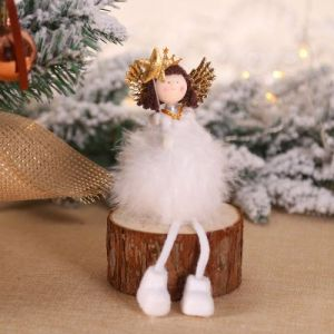 Christmas tree decorations Angel doll / desktop window creative decoration - TS10