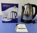Electric kettle - black
