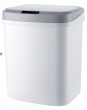Electric trash bin (with Infrared sensor& touch sensor) 16L - white ( battery needed)