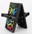 Foldable push-up board