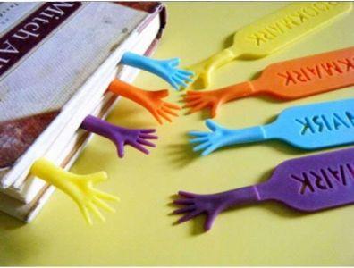 Four color bookmark - 4pcs/set