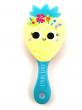 Hairbrush Fruit - blue holder