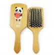 Hairbrush wood - version 1