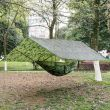 Hammock with Mosquito net and Sun shelter (TR)