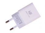 HF-1018 - Adapter charger USB HALOFUTURE 2.1A - white