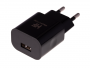 HF-1126 - Adapter charger USB 2A - black
