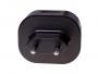 HF-28 - Adapter charger USB HEDO 2xUSB 3.4A - black
