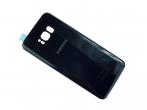 HF-3228, 20004 - Battery cover  Samsung G955 Galaxy S8 Plus black