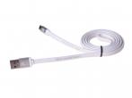 HF-35, H-CLU1WW01 - Cable Micro-USB HEDO - white