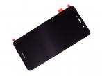 HF-3785 - LCD display + touch screen Huawei Y7 2017 -  Black