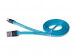 HF-38, H-CLU1LL01 - Cable Micro-USB HEDO - blue