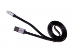 HF-44, H-CLL1BB01 - Cable lightning HEDO iPhone 5/ 5s/ 6/ 6s/ 7/ 8 - black