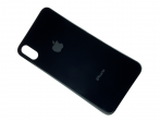 HF-860 - Battery cover (only glass) iPhone X - black