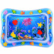Inflatable water cushion for baby - jellyfish type (opp bag)