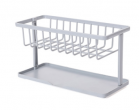 Kitchen Water drain rack (small) - grey