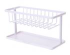 Kitchen Water drain rack (small) - white