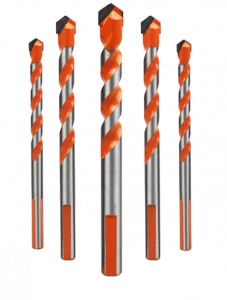 Multifunction drill bits - size:6mm