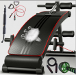 Multifunctional abdominal machine - type 2