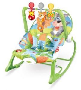 Music Children's Baby rocking chair - model 68146