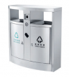 Outdoor Dust Bins / Trash cans - D1