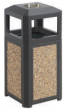 Outdoor Dust Bins / Trash cans - F4