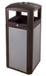 Outdoor Dust Bins / Trash cans - F7