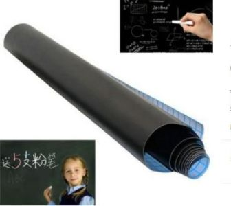 Removable blackboard wall stickers 45*100cm