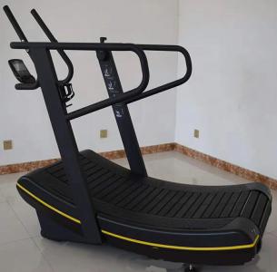 Self-propelled mechanical Adjustable Resistance Treadmill / Unpowered treadmill