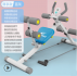 Sit-up abdominal exercise equipment - grey blue