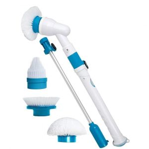 - Spin scrubber