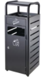 Trash can (GPX-59A) - black